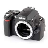Sell or Trade in Nikon D40 Digital SLR Camera