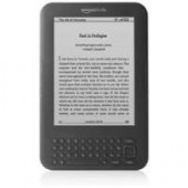 Amazon Kindle (3rd Generation) Wi-Fi + 3G eBook Reader