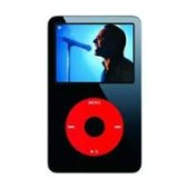 Apple iPod U2 Special Edition 30GB MP3 Player