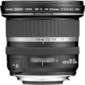 Canon 10-22mm EF-S f/3.5-4.5 USM Camera Lens
