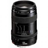 Canon 135mm f/2.8 Telephoto Camera Lens