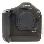 Canon EOS 1Ds Mark III Digital SLR Camera