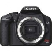 Canon EOS Rebel XSi 450D 12MP Digital SLR Camera