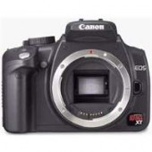 Canon EOS Rebel XT 350D 8MP Digital SLR Camera