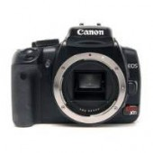 Canon EOS Rebel XTi 400D 10MP Digital SLR Camera