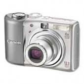 Canon PowerShot A1100 IS 12MP Digital Camera