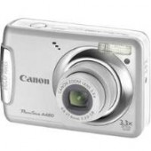 Canon PowerShot A480 10MP Digital Camera