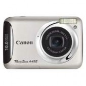 Canon PowerShot A495 10MP Digital Camera