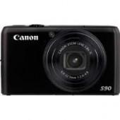 Canon PowerShot S90 10MP Digital Camera