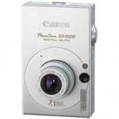 Canon PowerShot SD1000 7.1MP Digital Camera