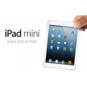 Apple iPad Mini, 16GB, 7.9in - Wi-Fi Only Tablet