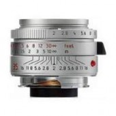 Leica 35mm / f2.0 Summicron-M Camera Lens