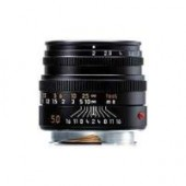 Leica 50mm f/2.0 SUMMICRON-M Camera Lens