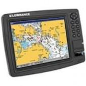 Lowrance GlobalMap 7600C GPS Device