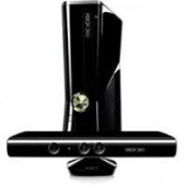 Microsoft Xbox 360 4GB Console with Kinect Bundle Gaming Console