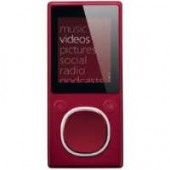 Microsoft Zune 2ND Gen 8GB MP3 Player