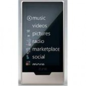Microsoft Zune HD 64GB MP3 Player