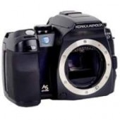 Minolta Maxxum 5D Digital SLR Camera