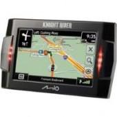MIO KNIGHT RIDER GPS Device