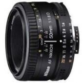 Nikon AF 50mm f/1.8 Camera Lens