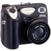 Nikon Coolpix 5000 5MP Digital Camera