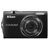 Nikon Coolpix S5100 12MP Digital Camera