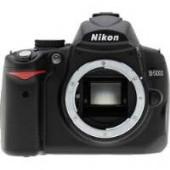 Nikon D5000 12.3MP Digital SLR Camera