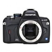 Olympus Evolt E-420 Digital SLR Camera
