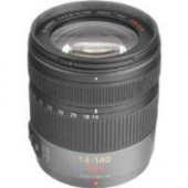 Panasonic 14-140mm f/4.0-5.8 Aspherical Camera Lens