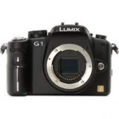 Panasonic Lumix DMC-G1 Digital SLR Camera