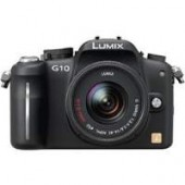 Panasonic Lumix DMC-G10 Digital SLR Camera