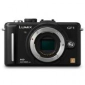 Panasonic Lumix DMC-GF1 Digital SLR Camera