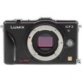 Panasonic Lumix DMC-GF2 12.1MP Digital SLR Camera