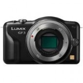 Panasonic Lumix DMC-GF3 12MP Digital SLR Camera