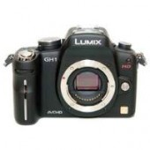 Panasonic Lumix DMC-GH1 Digital SLR Camera