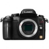 Panasonic Lumix DMC-GH2 16MP Digital SLR Camera