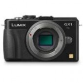 Panasonic Lumix DMC-GX1 16MP Digital SLR Camera