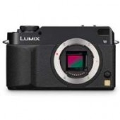 Panasonic Lumix DMC-L1 Digital SLR Camera