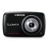 Panasonic Lumix DMC-S3 14.1MP Digital Camera