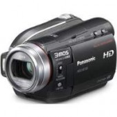 Pansonic HDC-HS100 60GB HDD Camcorder