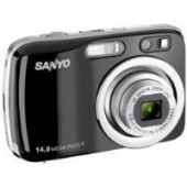 Sanyo Xacti VPC-S1414 14MP Digital Camera