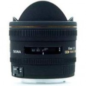 Sigma 10mm f/2.8 EX DC HSM Fisheye Camera Lens