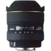 Sigma 12-24mm f/4.5-5.6 EX DG IF HSM Camera Lens