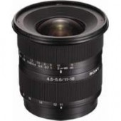 Sony 11-18mm f/4.5-5.6 Super Wide Angle Camera Lens