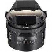 Sony 16mm f/2.8 Fisheye Camera Lens