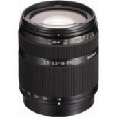 Sony 18-200mm f/3.5-6.3 High Camera Lens