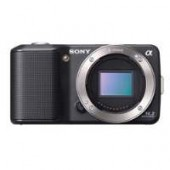Sony Alpha NEX-3 14.2MP Digital SLR Camera