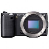 Sony Alpha NEX-5 14.2MP Digital SLR Camera