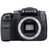 Sony DSLR-A100 Digital SLR Camera