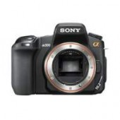 Sony DSLR-A300 Digital SLR Camera